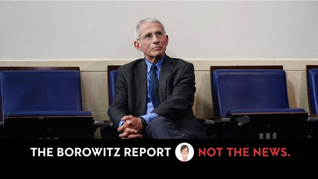Fauci Urges Trump to Attack the Coronavirus as if It Were an Inspector General