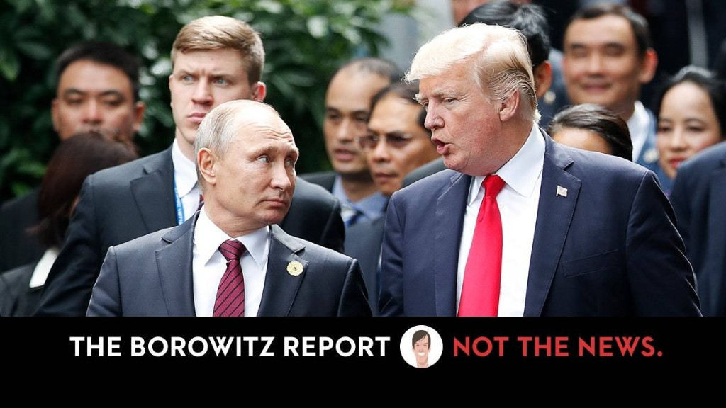 Putin Admits Taking SATs for Trump