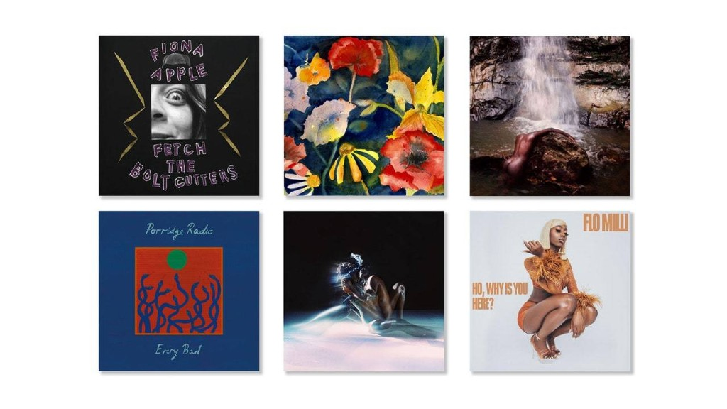 My Thirty Favorite Albums of 2020