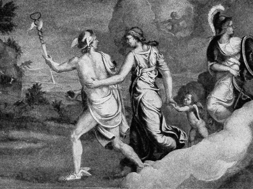 Eris, Greek Goddess of Chaos, Confirms That She Wanted Trump to Be President