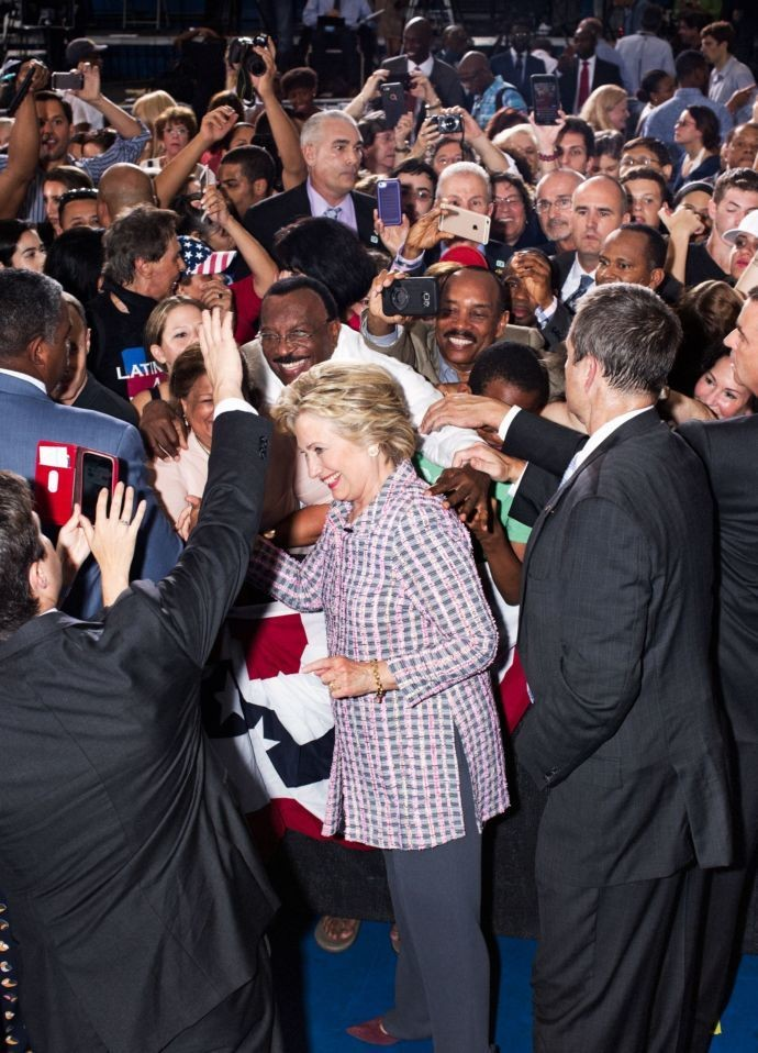 Hillary Clinton and the Populist Revolt