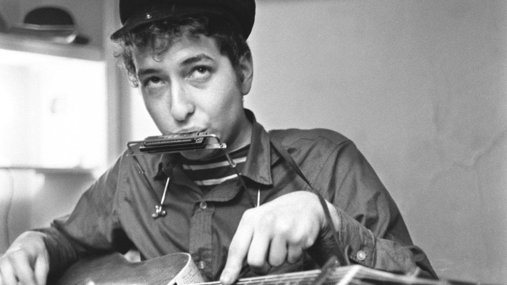 Bob Dylan, the Wanderer