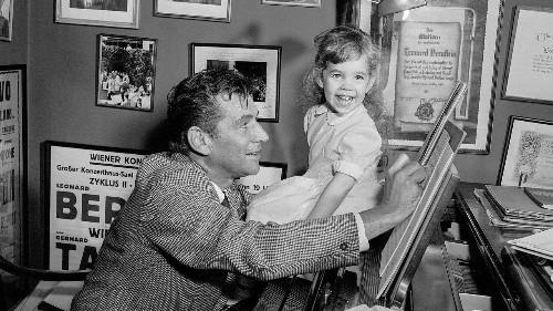 Leonard Bernstein Through His Daughter's Eyes