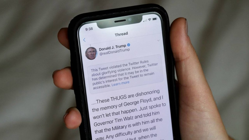 Trump, Twitter, Facebook, and the Future of Online Speech
