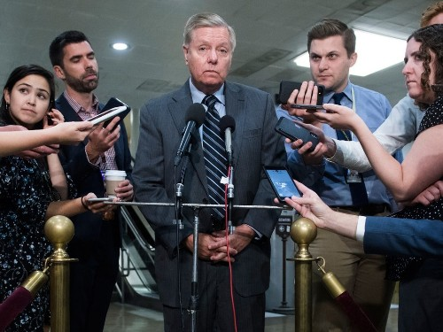 Republicans Demand That Everyone in Witness-Protection Program Appear on National TV