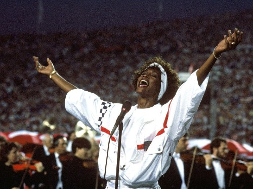 "Anthem of Freedom: How Whitney Houston Remade ""The Star-Spangled Banner"""