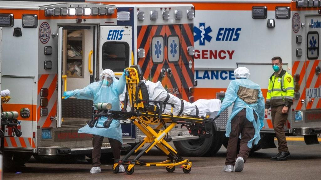 A Boston Hospital Nears Its Limits