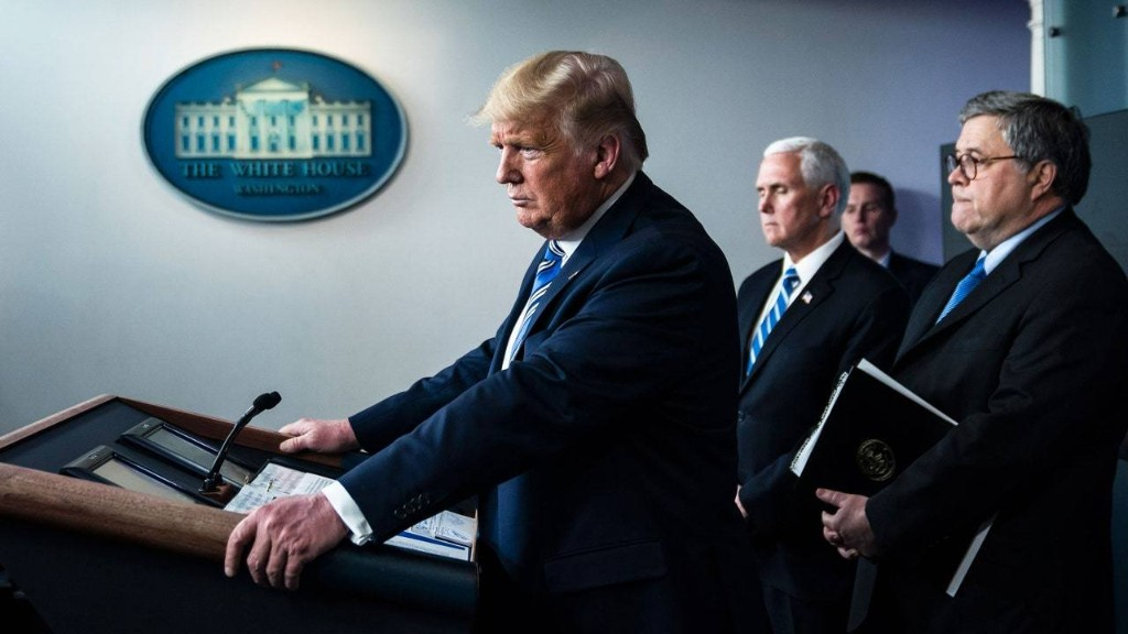 Trump's Reckless Rush to Reopen