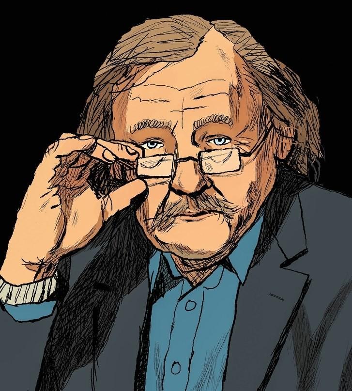 A Celebrity Philosopher Explains the Populist Insurgency