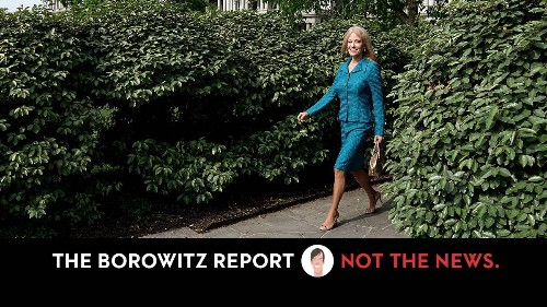 Kellyanne Conway to Leave White House Immediately and Begin New Job at Kremlin