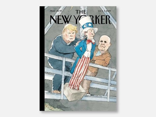 "Barry Blitt's ""Whack Job"""