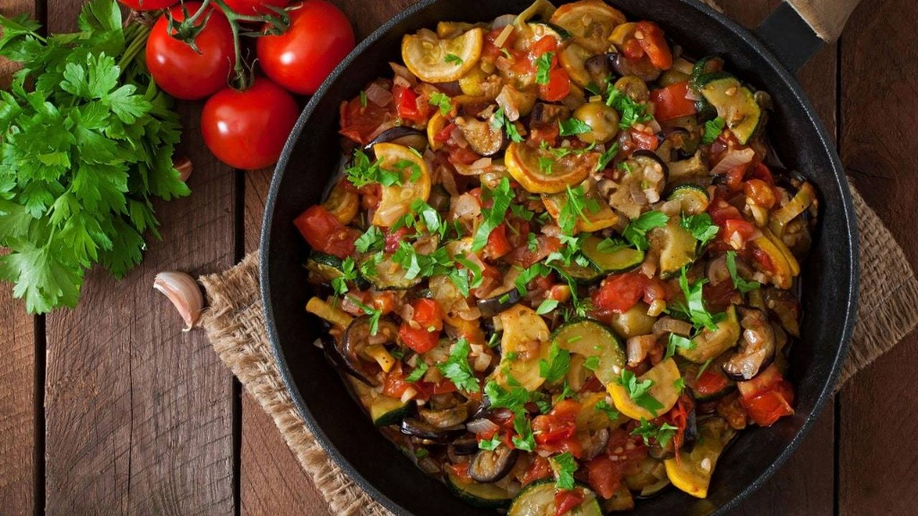 The French Secret to Ratatouille, a Last Taste of Summer