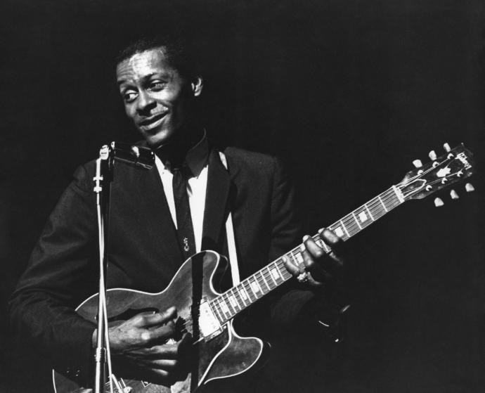 Chuck Berry - cover