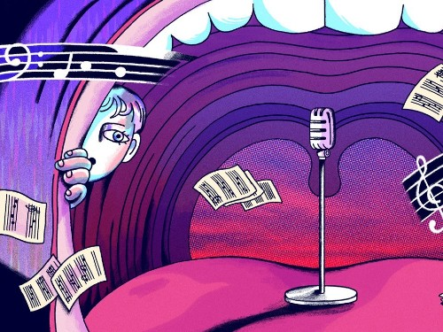 A Brief Tussle with the Great American Songbook