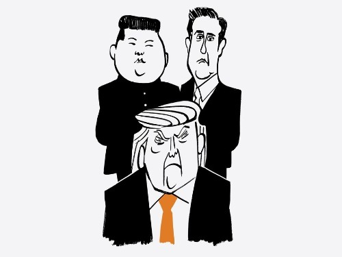 Trump, Kim, Cohen, and the Limits of the President's Power