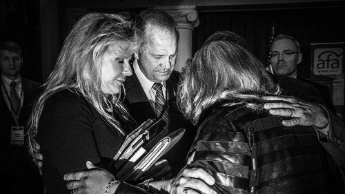Roy Moore and the Invisible Religious Right