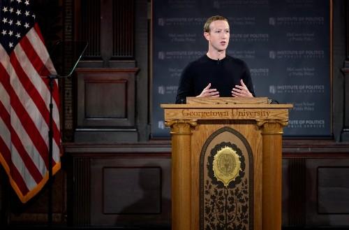 Mark Zuckerberg Still Doesn't Get It