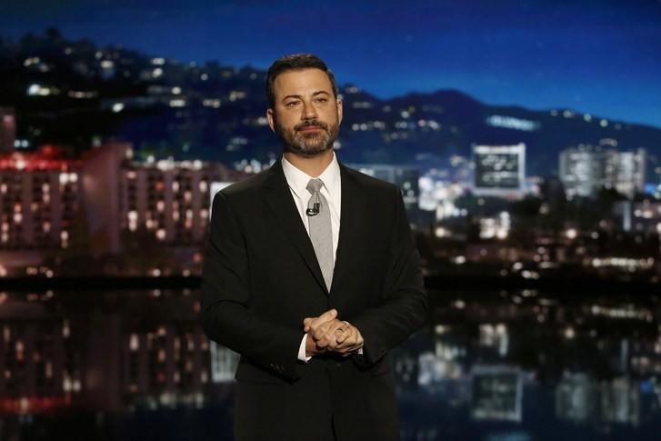Jimmy Kimmel For President - Cover