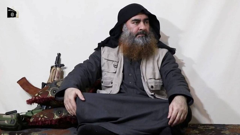 Baghdadi Is Back—and Vows That ISIS Will Be, Too