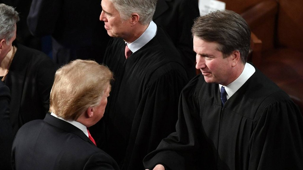 How Trump's Supreme Court Maneuver Could Dangerously Increase the Powers of the President