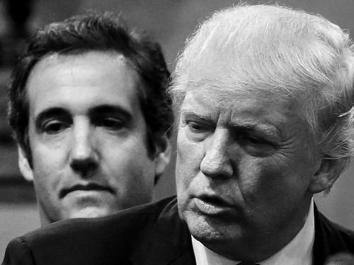 The Really Bad News for Donald Trump on the Michael Cohen Tape