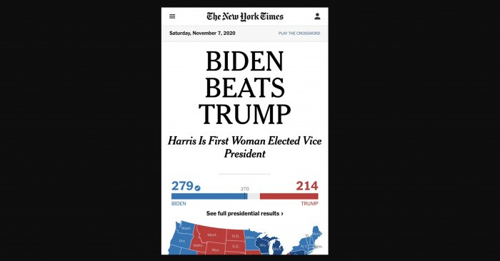 How The New York Times prepared for the ultimate stress test — the 2020 election
