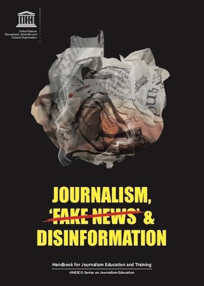 Media & Information Literacy - Magazine cover