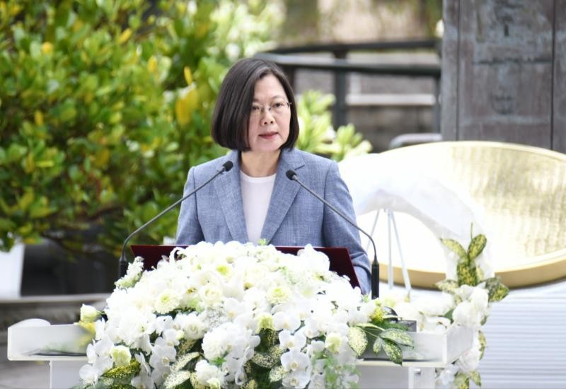 六四31週年 蔡英文:六四在中國被遺忘、祝福香港 | 政治 | NOWnews 今日新聞