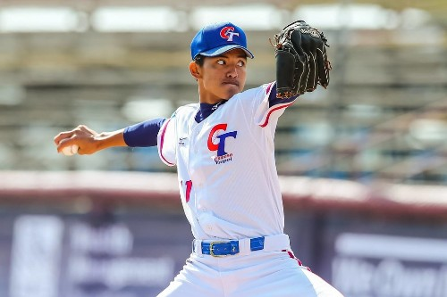 Red Sox signs Taiwan pitcher Liu Chih-Jung for NT$23 million