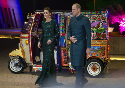 UK's William, Kate visit Pakistan's climate-change hit north