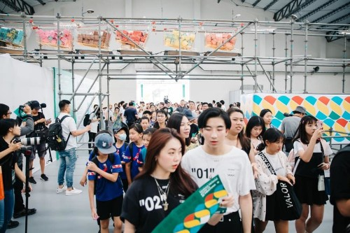 Taiwan Design Expo builds world's largest 'design supermarket' in Pingtung