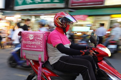 Foodpanda rejects gov't definition of employment relationship