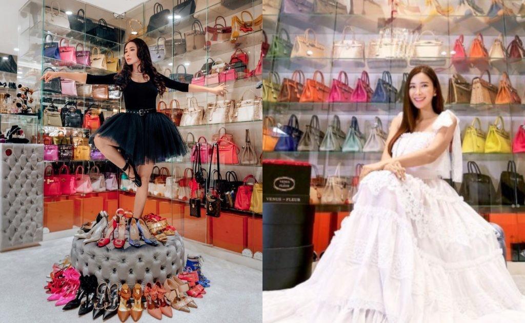 坐擁超過2百個愛馬仕包 新加坡名媛驚人生活一次看 | How does S'pore socialite Jamie Chua spend her money?