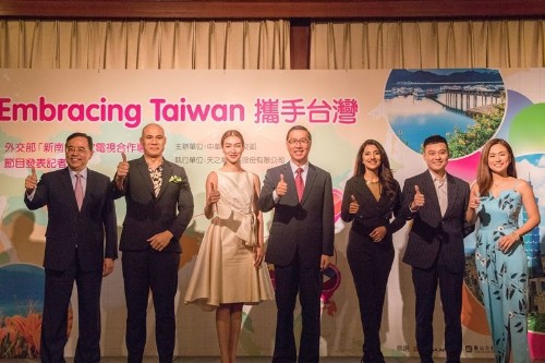 'Embracing Taiwan' campaign to be aired in the Philippines, Vietnam, India and Thailand