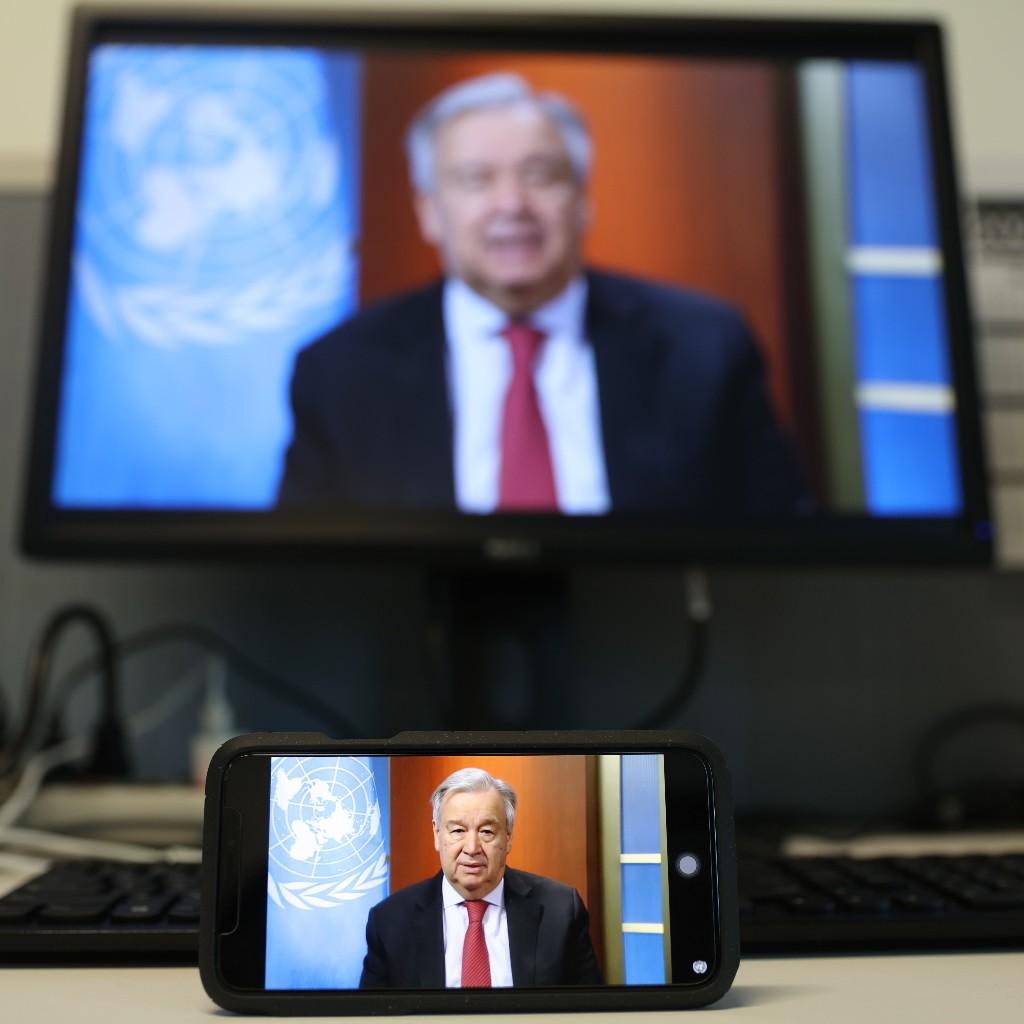 Global Lockdowns Resulting In 'Horrifying Surge' In Domestic Violence, U.N. Warns
