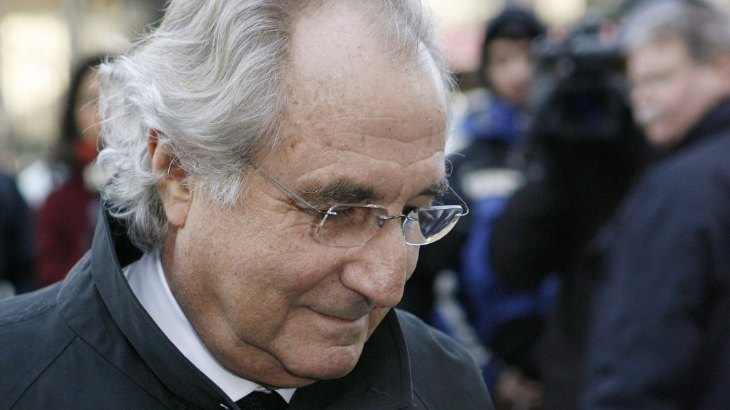Bernie Madoff Seeks Early Release Because He Has 'Less Than 18 Months' To Live