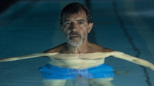 How A Heart Attack Brought Antonio Banderas Closer To 'Pain And Glory'