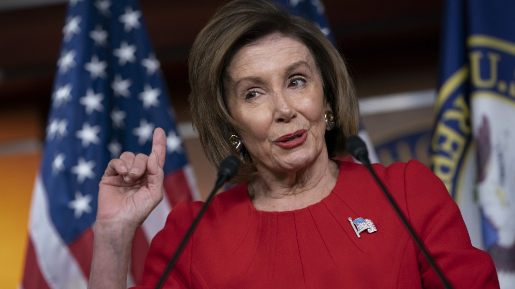 Pelosi: Impeachment Inquiry Has Yielded Evidence That Trump Engaged In Bribery