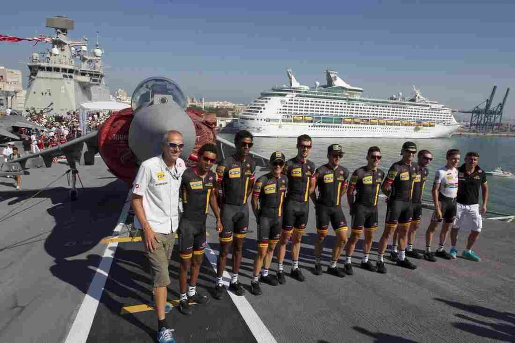 A Tour De France First: An African Team Will Compete This Year