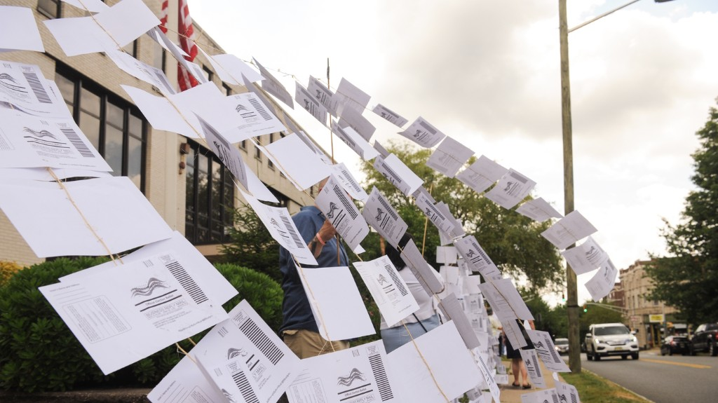 Signed, Sealed, Undelivered: Thousands Of Mail-In Ballots Rejected For Tardiness