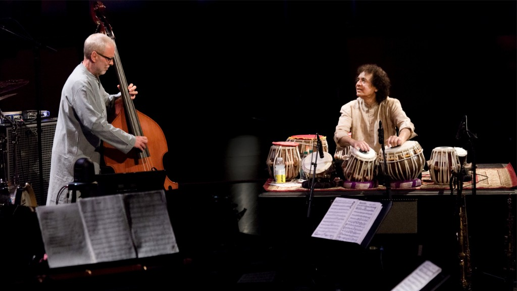 Crosscurrents: Converging Jazz And Indian Classical Music