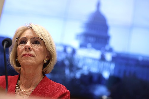 House Democrats Grill Betsy DeVos Over Denying Student Borrower Relief