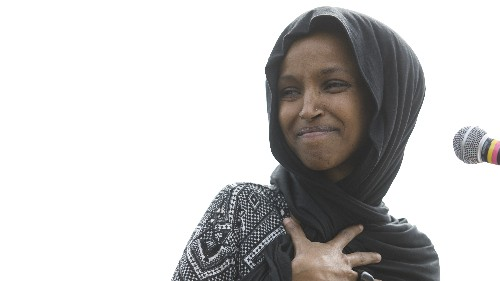 'New York Post' Denounced For Publishing Sept. 11 Photo With Rep. Ilhan Omar's Words