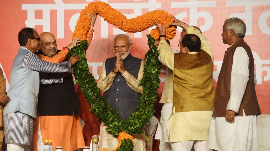 Modi Wins In Landslide Election, A Victory For Hindu Nationalists