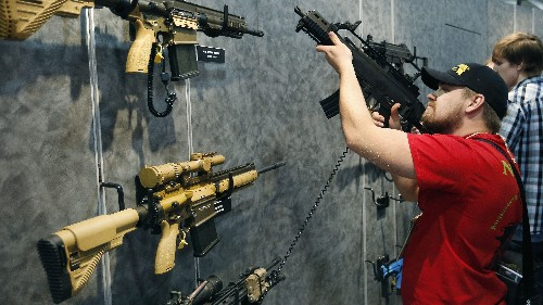 The U.S. Once Had A Ban On Assault Weapons — Why Did It Expire?