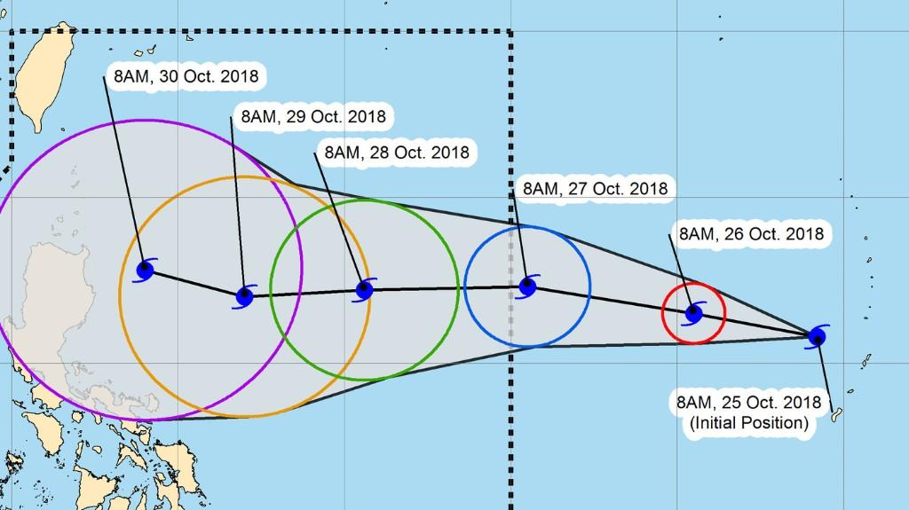 Super Typhoon Yutu Takes Horrible Toll On Northern Mariana Islands, Heads Toward Asia