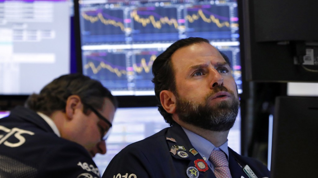 Something's Wrong: Stock Sell-Off Exposes Weak Links In Financial System
