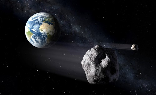 NASA's New 'Intruder Alert' System Spots An Incoming Asteroid