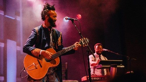 Fantastic Negrito On World Cafe