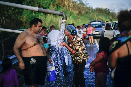 Puerto Rico's Tap Water Often Goes Untested, Raising Fears About Lead Contamination